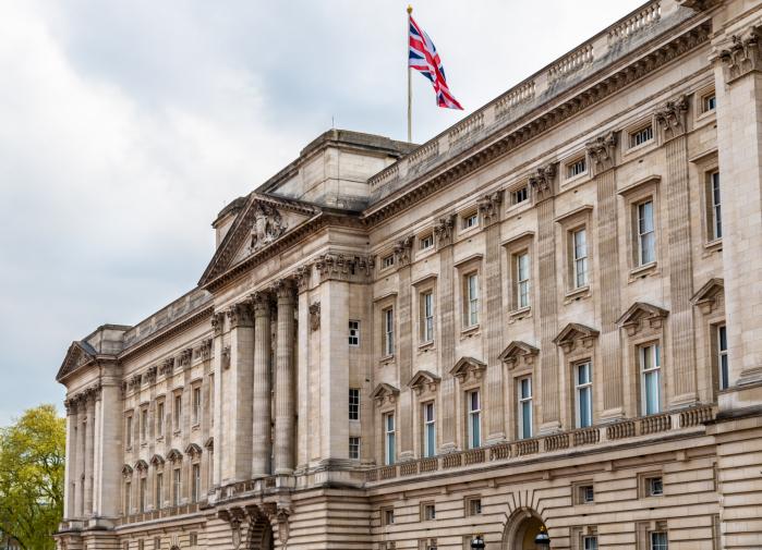 英国王室里还藏着一个美人儿,不是女王也不是公主。