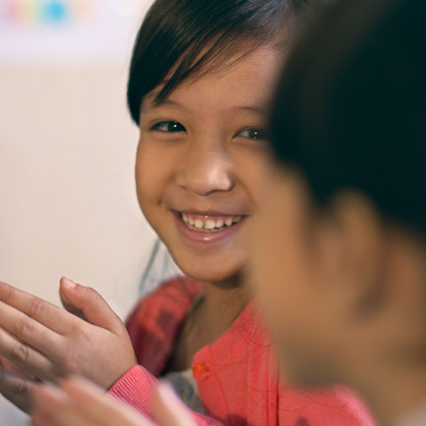 kids English training courses for ST