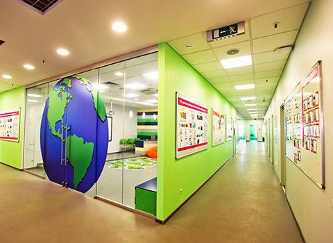Дизайн школы способствует эффективному обучению