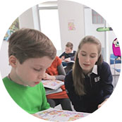 Обстановка на курсах для младших школьников