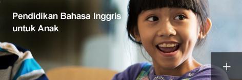 Klik kursus Bahasa Inggris untuk Anak