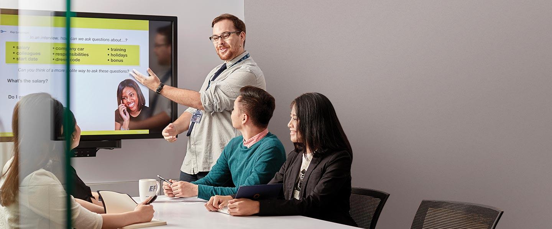bahasa inggris conversation untuk pekerja