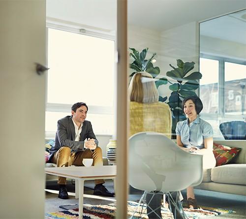 SME business meeting